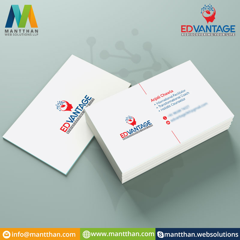 edvantage visting card