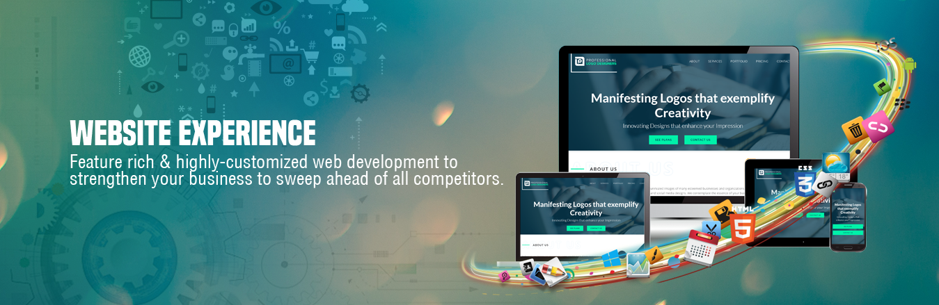 Quality Website Designing and Development services by Mantthan Web Solutions